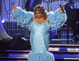 """An Evening of Stars: Tribute to Aretha Franklin""Aretha Franklin2007 / Kodak Theater / Los Angeles, CA © 2007 Michael Jones - Image 16105_0010"