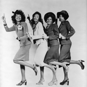 The Pointer Sisters (June, Bonnie, Anita, Ruth)circa 1970s** B.F.C. - Image 16115_0002