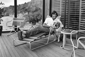 Bruce Jenner at home1977© 1978 Gunther - Image 16168_0001