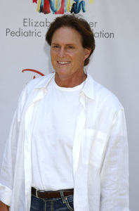 """Bruce Jenner arrives at the """"A Time for Heroes"""" carnival for pediatric AIDS in Westwood, CA at the Wadsworth Theater June 8, 2008© 2008 Gary Lewis - Image 16168_0003"""