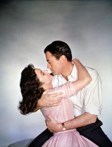 """The Man in the Gray Flannel Suit""Jennifer Jones, Gregory Peck1956 20th Century Fox** J.C.C. - Image 16263_0002"