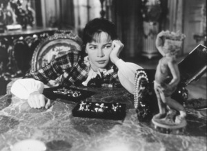 """GiGi""Leslie Caron@ 1958 MGM / MPTV - Image 1629_0003"