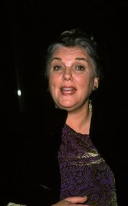"""""""Writers Guild Awards - 52nd Annual,""""Tyne Daly.  3/05/00. © 2000 Scott Weiner - Image 16312_0001"""