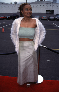 """""""Soul Train Awards - 14th Annual,""""Debi Morgan.  3/04/00. © 2000 Glenn Weiner - Image 16313_0036"""