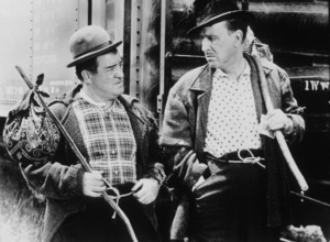 """""""Abbott and Costello in Hollywood""""Lou Costello, Bud Abbott1945 MGM - Image 1634_0002"""