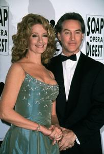 """Soap Opera Awards - 16th Annual,""Deidre Hall and Drake Hogestyn.3/10/00. © 2000 Glenn Weiner - Image 16342_0041"