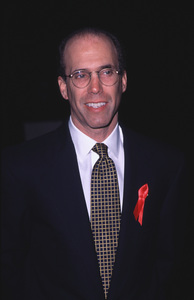"""Ribbon of Hope Event,""Jeffrey Hatzenberg.  3/11/00. © 2000 Scott Weiner - Image 16344_0001"
