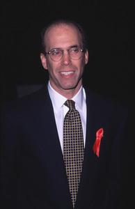 """Ribbon of Hope Event,""Jeffrey Hatzenberg.  3/11/00. © 2000 Scott Weiner - Image 16344_0001"