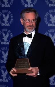 """Directors Guild Awards - 52nd Annual,""Steven Spielberg.  3/11/00. © 2000 Glenn Weiner - Image 16345_0015"