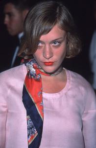 """Directors Guild Awards - 52nd Annual,""Chloe Sevigny.  3/11/00. © 2000 Glenn Weiner - Image 16345_0016"