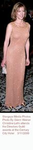 """Directors Guild Awards - 52nd Annual,""Christine Lathi.  3/11/00. © 2000 Glenn Weiner - Image 16345_0100"