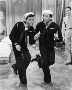 """Anchors Aweigh""Frank Sinatra, Gene Kelly1945 MGM** I.V. - Image 1635_0002"