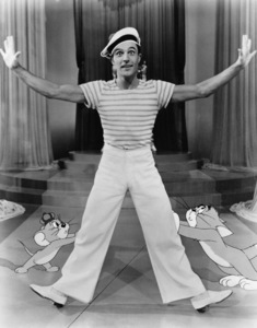 """Anchors Aweigh""Gene Kelly1945 MGM - Image 1635_0003"