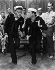 """Anchors Aweigh""Frank Sinatra, Gene Kelly1945 MGM** I.V. - Image 1635_0004"