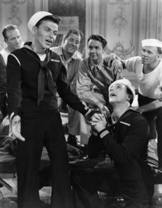 """Anchors Aweigh""Frank Sinatra, Gene Kelly1945 MGM** I.V. - Image 1635_0006"