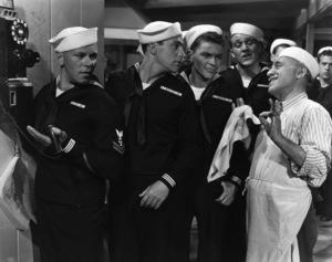 """Anchors Aweigh""Frank Sinatra, Gene Kelly1945 MGM** I.V. - Image 1635_0008"