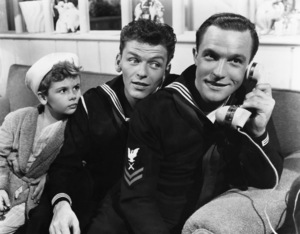 """""""Anchors Aweigh""""Dean Stockwell, Frank Sinatra, Gene Kelly1945 MGM** I.V. - Image 1635_0010"""