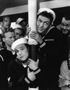 """Anchors Aweigh""Gene Kelly, Frank Sinatra1945** I.V. - Image 1635_0011"