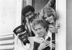 """Silver Streak""Richard Pryor, Jill Clayburgh, Scatman Crothers, Gene Wilder1976 20th Century Fox** G.S. - Image 16367_0002"