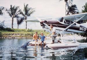 """""""Flipper""""Tommy Norden, Luke Halpin, Brian Kelly1967 - Image 1638_0001"""
