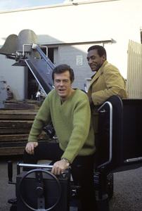 """I Spy""Robert Culp, Bill Cosby1966 © 1992 Ken Whitmore - Image 1639_0003"