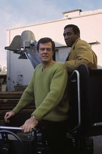 """I Spy""Robert Culp, Bill Cosby1966 © 1992 Ken Whitmore - Image 1639_0012"