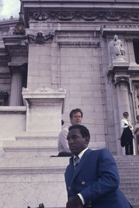"""I Spy""Robert Culp, Bill Cosbycirca 1965** J.C.C. - Image 1639_0018"