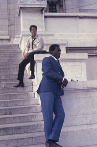 """I Spy""Robert Culp, Bill Cosbycirca 1965** J.C.C. - Image 1639_0019"