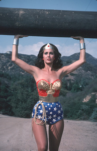 """Wonder Woman""Lynda Carter1976 / ABC**H.L. - Image 1640_0024"