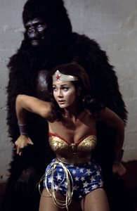 """Wonder Woman"" (""Wonder Woman vs. Gargantua"")Lynda Carter1976** H.L. - Image 1640_0039"