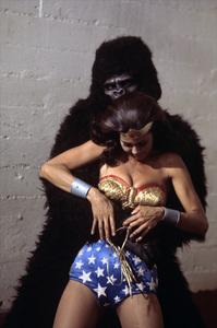 """Wonder Woman"" (""Wonder Woman vs. Gargantua"")Lynda Carter1976** H.L. - Image 1640_0065"