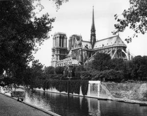 Paris (Notre Dame)circa 1940s© 1978 Max Tatch - Image 16406_0003