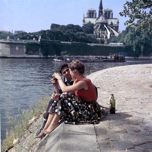 Paris (Notre Dame)circa 1950s© 1978 Paul Hesse - Image 16406_0005