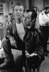 """""""Laverne & Shirley""""Michael McKean, David L. Lander1979© 1979 Gene Trindl - Image 1641_0128"""