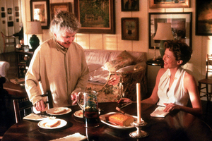 """Love Affair""Katharine Hepburn, Annette Bening © 1994 Warner Bros.Photo By: David James - Image 1645_0016"