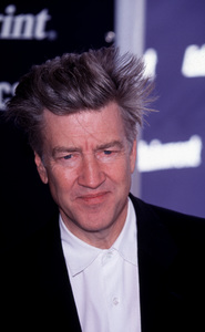 """""""Independent Spirit Awards,""""David Lynch.  3/25/00. © 2000 Glenn Weiner - Image 16468_0033"""