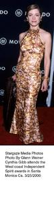 """Independent Spirit Awards,""Cynthia Gibb.  3/25/00. © 2000 Glenn Weiner - Image 16468_0105"