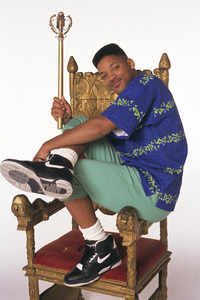 """""""The Fresh Prince of Bel-Air""""Will Smith1990 © 1990 Mario Casilli - Image 16486_0009"""