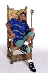 """The Fresh Prince of Bel-Air""Will Smith1990 © 1990 Mario Casilli - Image 16486_0022"