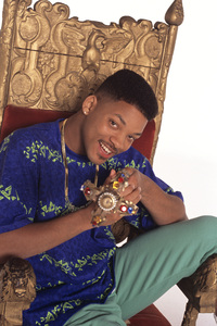 """The Fresh Prince of Bel-Air""Will Smith1990 © 1990 Mario Casilli - Image 16486_0024"