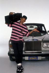 """The Fresh Prince of Bel Air""Will Smithcirca 1993 © 1993 Mario Casilli - Image 16486_0074"