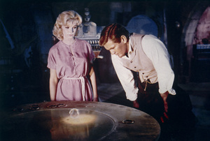 """""""The Time Machine"""" Yvette Mimieux, Rod Taylor 1960 MGM - Image 1649_0001"""