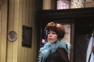 """""""Carol Burnett / Lucille Ball Television Special"""" Carol Burnett 1966 Photo by Ernest Reshovsky © 2000 Marc Reshovsky - Image 16526_0017"""