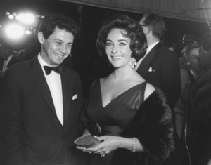 """Academy Awards - 31st Annual""Eddie Fisher, Elizabeth Taylor1959**I.V. - Image 16528_0012"
