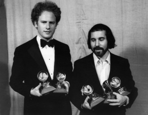 "Paul Simon and Art Garfunkel at ""The 13th Annual Grammy Awards""1970** I.V.M. - Image 16532_0009"