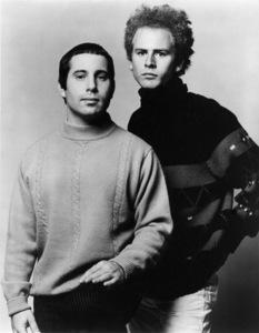 Paul Simon and Art Garfunkelcirca 1960s** I.V.M. - Image 16532_0010