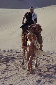 Photographer Mario Casilli with Playboy model1969© 1978 Mario Casilli - Image 16543_0005