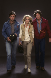 """Cutter to Houston""Alec Baldwin, Shelley Hack, Jim Metzler1983© 1983 Mario Casilli - Image 16546_0003"