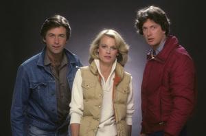 """Cutter to Houston""Alec Baldwin, Shelley Hack, Jim Metzler1983© 1983 Mario Casilli - Image 16546_0007"