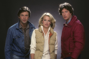 """Cutter to Houston""Alec Baldwin, Shelley Hack, Jim Metzler1983© 1983 Mario Casilli - Image 16546_0007"